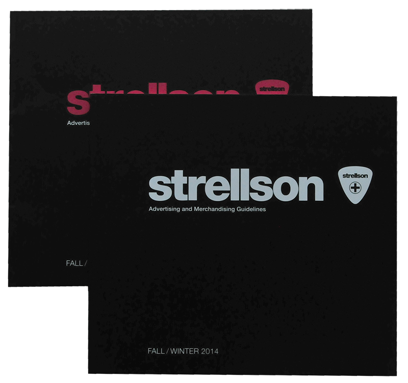 strellson Advertising and Merchandising  Guidelines