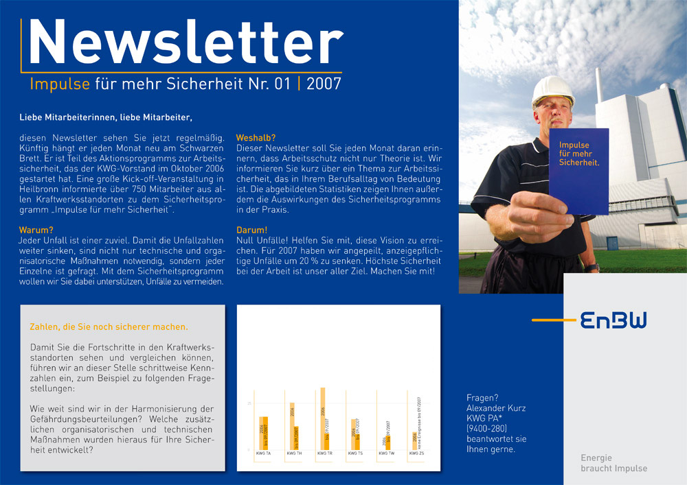 EnBW Newsletter